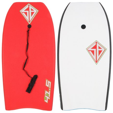 "Scott Burke 41.5"" Bodyboard"