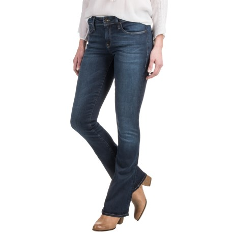 Mavi Leigh Baby Boot Jeans - Bootcut, Mid Rise (For Women)