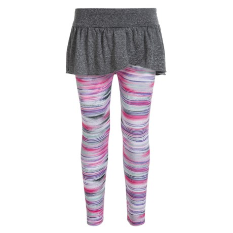 Champion Ruffle-Skirted Leggings (For Little Girls)