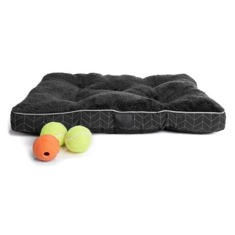 "Dog for Dog Dog For Dog Herringbone Dog Crate Mat - 24x17"""