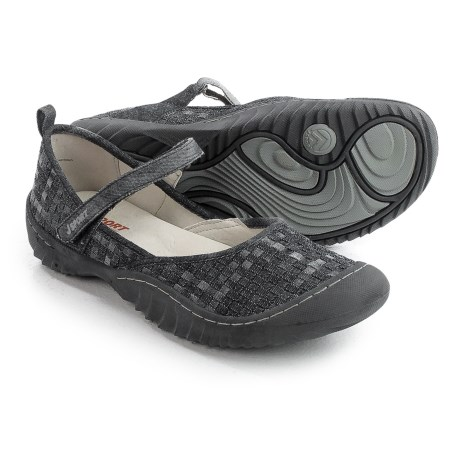 Jambu JSport Cara Mary Jane Shoes (For Women)