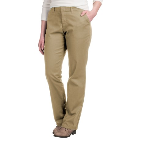 Dickies Straight-Leg Pants (For Women)