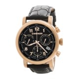Wenger Urban Classic Chronograph Watch - 43mm, Leather Strap (For Women)