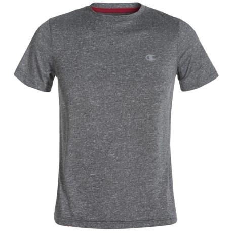 Champion Training T-Shirt - Short Sleeve (For Big Boys)