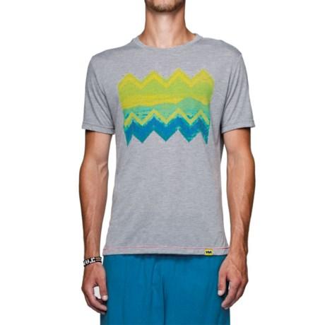 Janji Rwanda Skyline T-Shirt - Short Sleeve (For Men)
