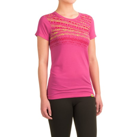 Janji Kenya T-Shirt - Short Sleeve (For Women)
