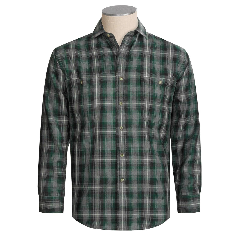 Filson merino wool shirt for men 2162n save 37 for Merino wool shirt long sleeve