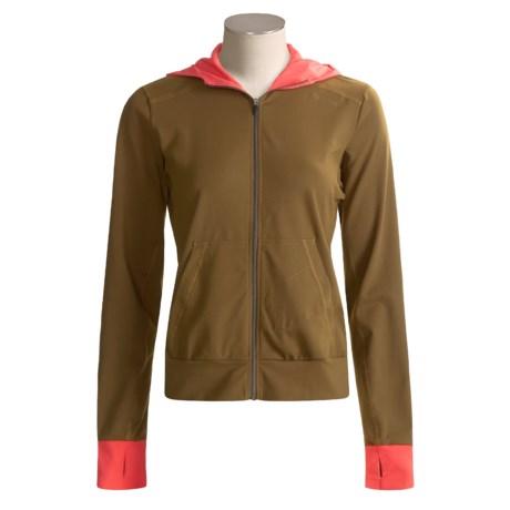 Sugoi Hatha Zip Hoodie Sweatshirt (For Women)