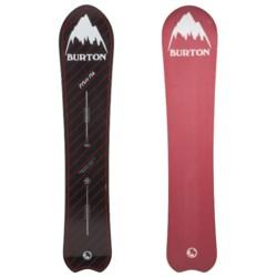 Burton Fish Snowboard - Swallowtail