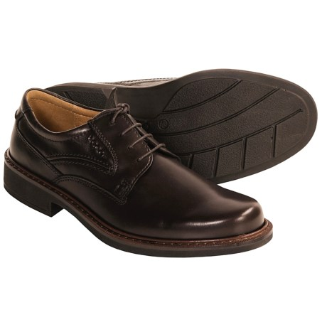 Ecco Austin Oxford Shoes - Plain Toe (For Men