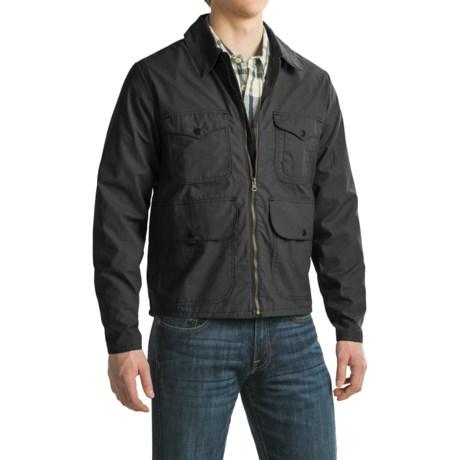 Filson Bell Bomber Jacket - Waxed Cotton (For Men)
