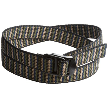 Bison Designs Black Decapinator Belt (For Men and Women)