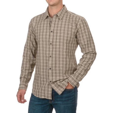 Filson Tracker Shirt - Long Sleeve (For Men and Big Men)
