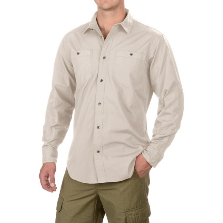 Filson Buckhorn Field Shirt - Cotton, Long Sleeve (For Men and Big Men)