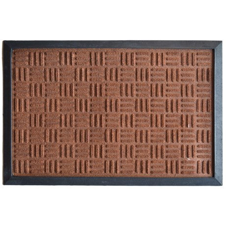 Imports Décor Imports Decor Fabric-Topped Doormat - 24x36""