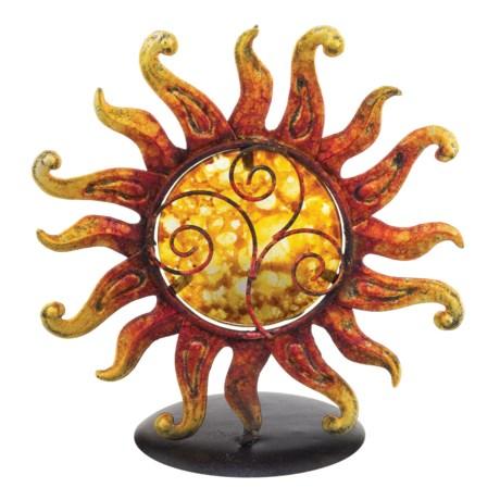 "REGAL ART & GIFT Regal Art & Gift Sun Tea Light Holder - 6.25"""