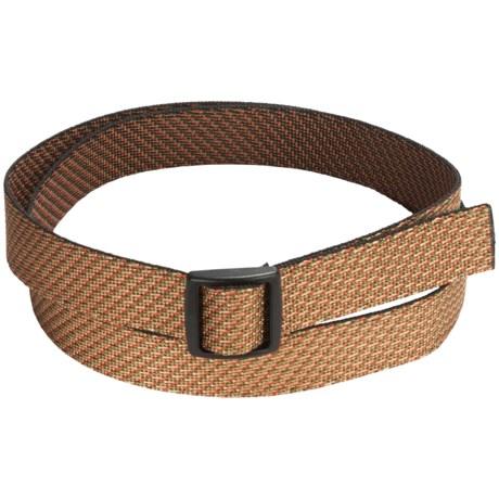 Bison Designs Slider Chaos Belt - Reversible (For Men and Women)