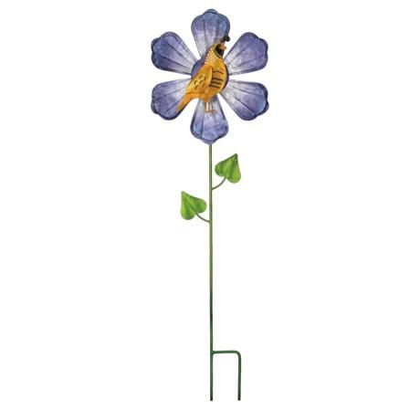 """REGAL ART & GIFT Regal Art & Gift Quail Flower Spinner - 25"""""""