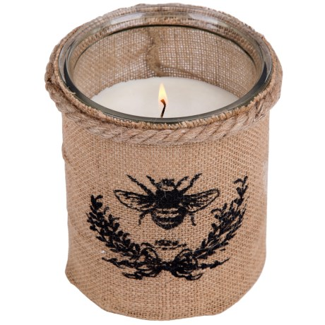 Home Essentials & Beyond Home Essentials Perpignan Round Citronella Candle - 7""
