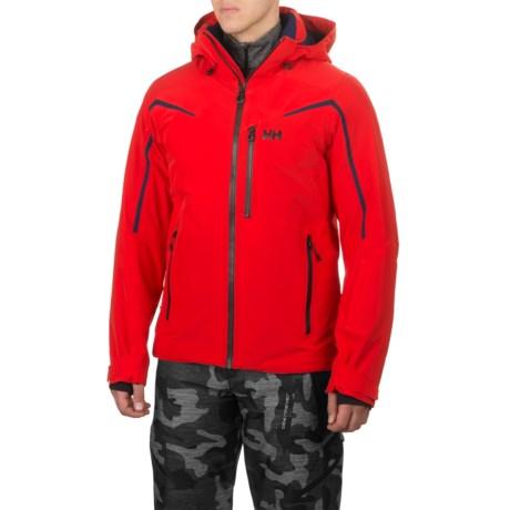 Helly Hansen Diablo PrimaLoft® Jacket - Waterproof, Insulated (For Men)