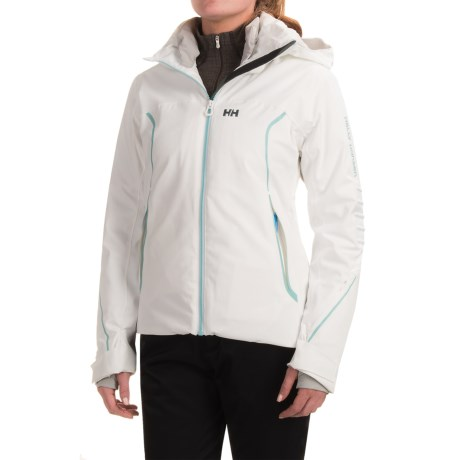 Helly Hansen Raptor PrimaLoft® Ski Jacket - Waterproof, Insulated (For Women)