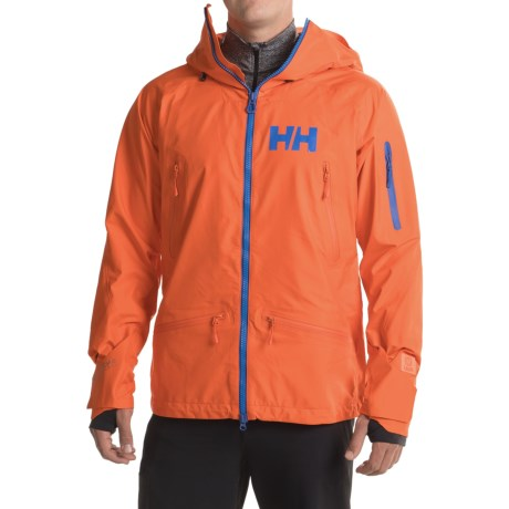 Helly Hansen Ridge Shell Jacket - Waterproof (For Men)