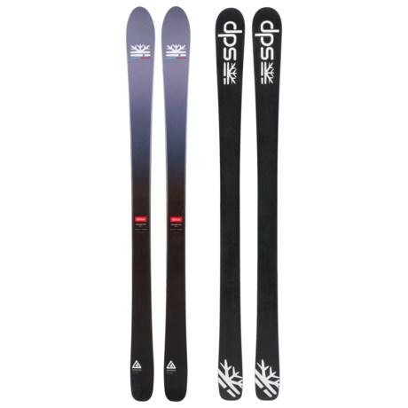 DPS Cassiar 82 Foundation Alpine Skis