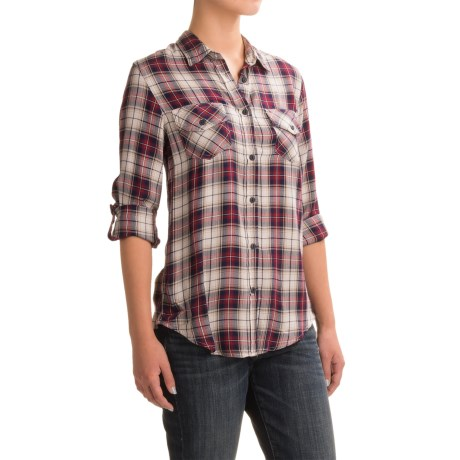 JACHS NY Haley Shirt - Long Sleeve (For Women)