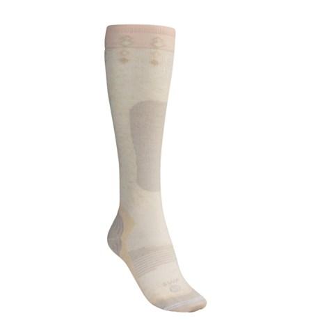 Lorpen PrimaLoft® Yarn Ski Socks - Merino Wool, Lightweight (For Women)