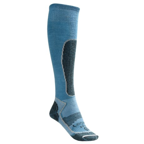 Lorpen Ski Socks - Italian Wool, Midweight (For Women)