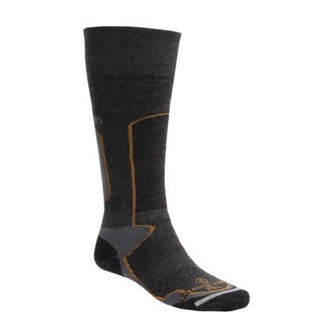 Lorpen Ski Socks -  2-Pack, Merino Wool, Midweight (For Men and Women)