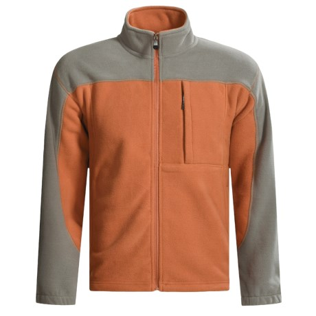 10,000 Feet Above Sea Level Basic Storm Jacket - Fleece (For Men)