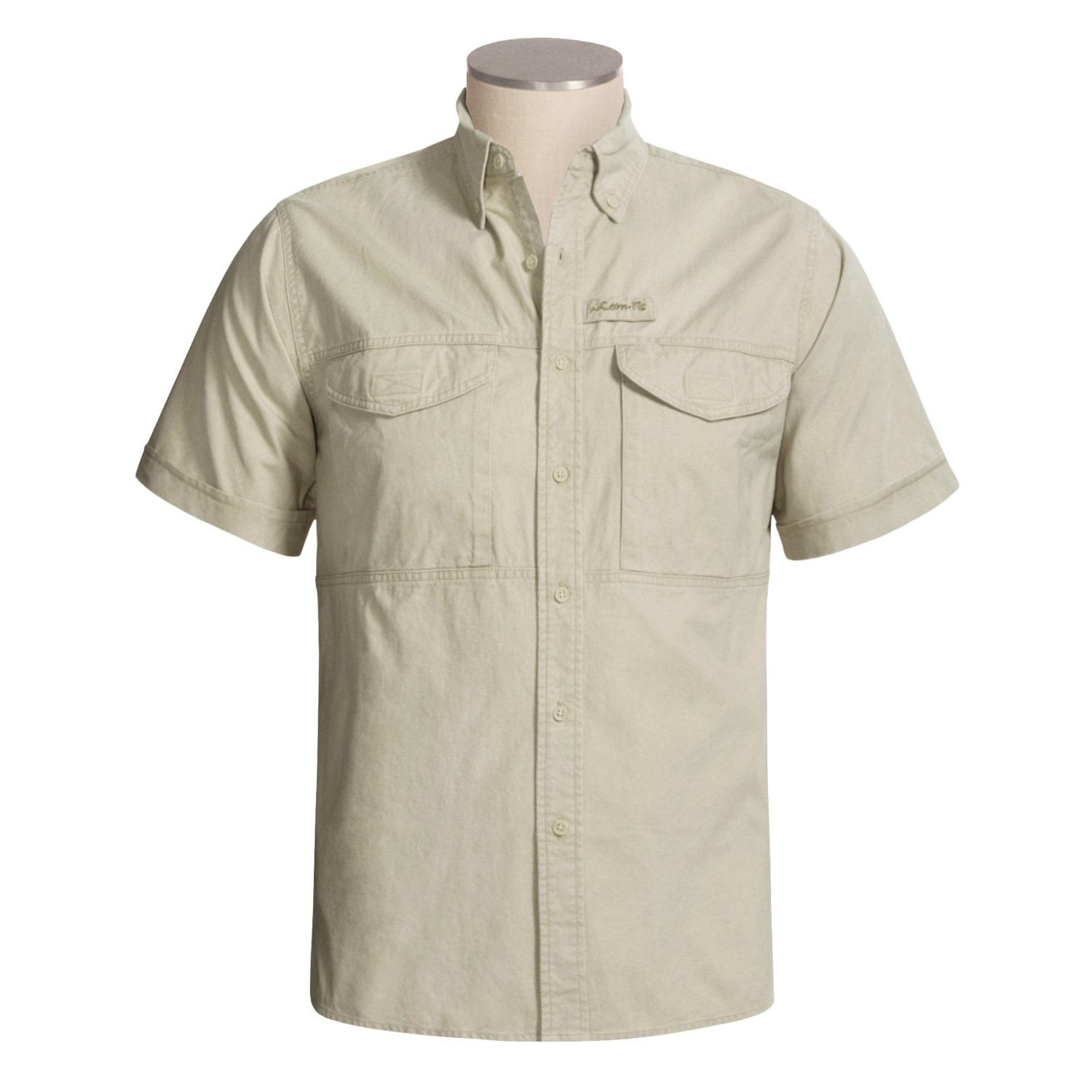 Pro Cam Fis Indian River Fishing Shirt For Men 2179w