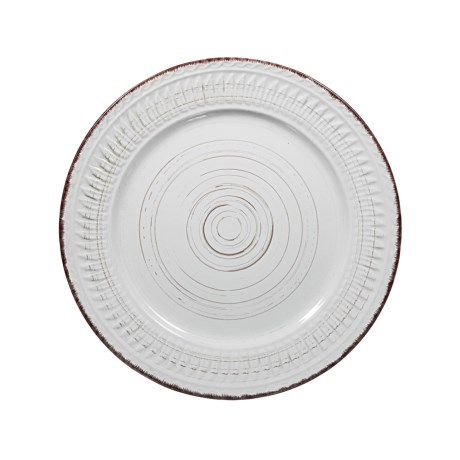 Home Essentials & Beyond Home Essentials Cosenza Round Salad Plate - 8 1/2""