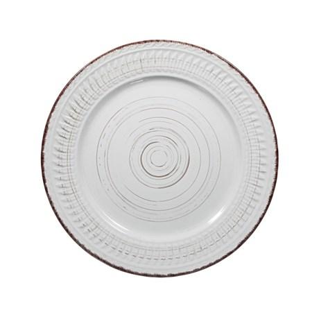 """Home Essentials & Beyond Home Essentials Cosenza Round Salad Plate - 8 1/2"""""""