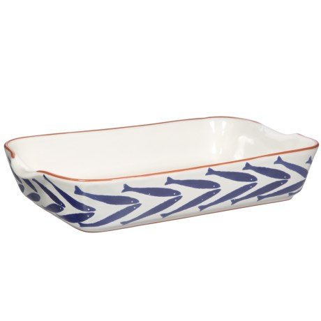 Home Essentials & Beyond Home Essentials Rectangular Painted Baking Dish - 3.25 qt.