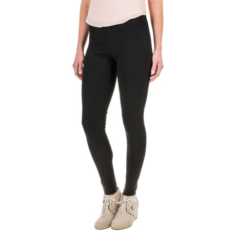 Workshop Republic Clothing Ankle Leggings - Cotton-Modal (For Women)