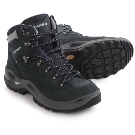 Lowa Renegade Gore-Tex® Mid Hiking Boots - Waterproof (For Women)