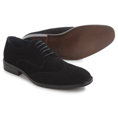 Joseph Abboud Ralph Oxford Shoes - Suede (For Men)