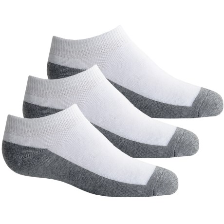 Sof Sole Allsport Low Cut Socks - 3-Pack, Below the Ankle (For Little and Big Kids)