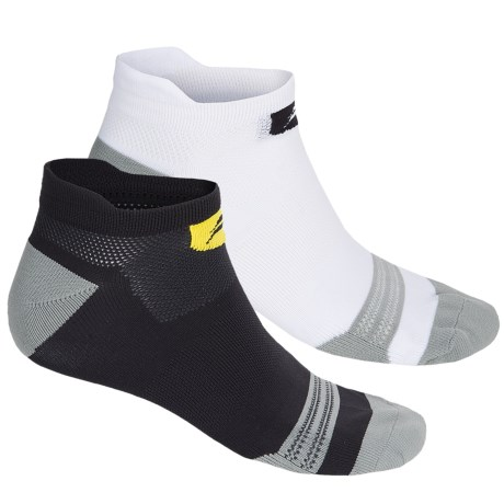 Sof Sole Running Select Tab Socks - 2-Pack, Below the Ankle (For Men)