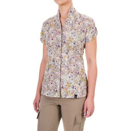 Sherpa Adventure Gear Minzi Shirt - Short Sleeve (For Women)