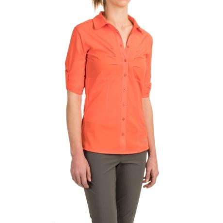 Sherpa Adventure Gear Manju Shirt - Long Sleeve (For Women)