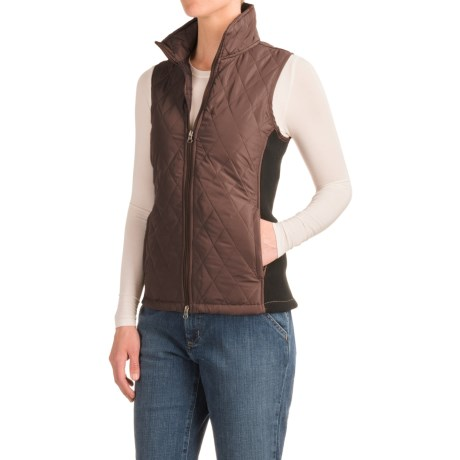 River & Rose Quilted Vest - Insulated (For Women)