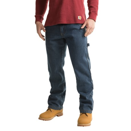 Smith's Workwear Carpenter Jeans - Relaxed Fit (For Men)