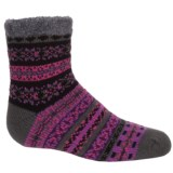 Sof Sole Fireside Socks - Crew (For Little and Big Kids)