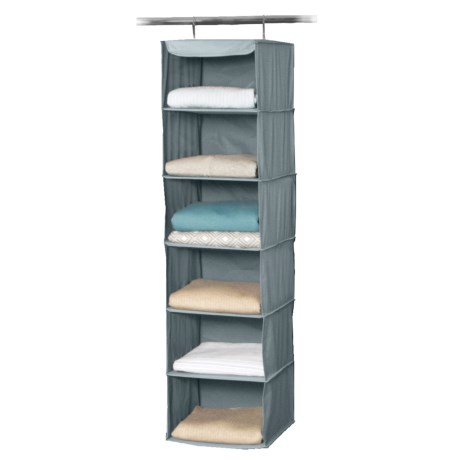 Richards Homewares Expressive Home Hanging Closet Organizer