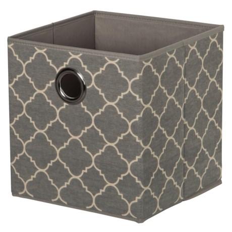 Richards Homewares Storage Cubes - Set of 2