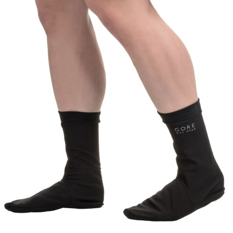 Gore Bike Wear Universal Gore-Tex® Socks - Waterproof, Crew (For Men and Women)