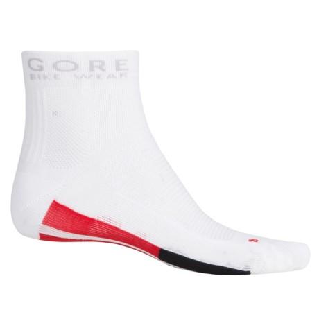 Gore Bike Wear Oxygen Cycling Socks - Ankle (For Men and Women)